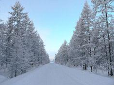 ¡Increíble! Oymyakon, el pueblo más frío del planeta.