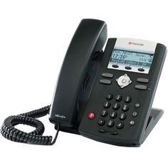 Polycom SoundPoint IP 335 IP Phone #2200-12375-025
