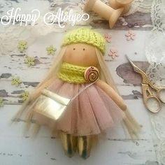 Soft Doll, Fabric Dolls, Cloth Baby Doll, tilda doll, kukla, puppe, handmade dol