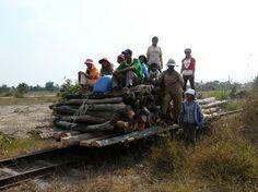 Norry - Bambusový vlak, Kambodža