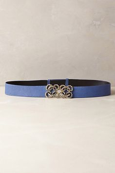 Nautical Knots Belt #anthropologie