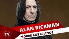 MORRE ALAN RICKMAN SNAPE #LUTO