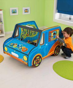 Blue Activity Car by KidKraft #zulily #zulilyfinds