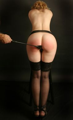 Caning bottoms hard