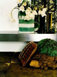 styling & concept: Finola Inger photography: Adrian Briscoe Elle Decoration