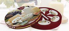 Zestaw etykiet do sera z porcelany || #set of labels ; #cheeseaccessories #cheeselovers #cheese #decosalon #nuova