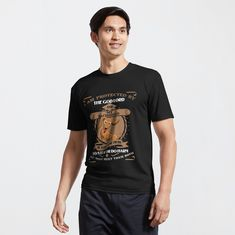 """I Am Protected By Dachshund Dog T-Shirt"" T-shirt by ledungx84 | Redbubble Golden Dachshund, Dapple Dachshund Puppy, Dachshund Funny, Dachshund Quotes, Dachshund Shirt, Wire Haired Dachshund, Dachshund Gifts, Dachshund Puppies, Memes Humor"