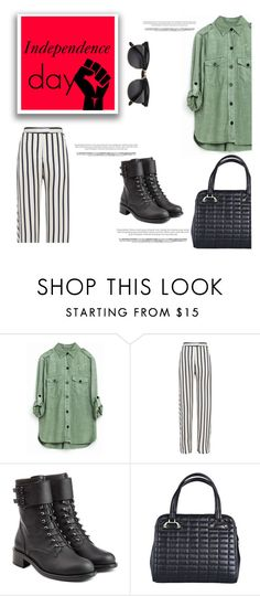 """""""Independence day"""" by flytotheworld ❤ liked on Polyvore featuring Nicholas, Philosophy di Lorenzo Serafini and fashionset"""