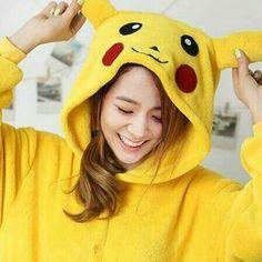 Jisoo Pikachu ❤