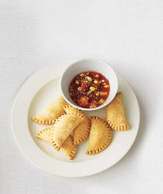 Goat Cheese Empanadas | Make any of these easy, delicious dishes with only a trio of ingredients.