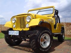 Gumtree: For Sale - 1957 Willy's Jeep R90 000 neg.