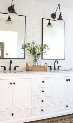 #BathroomDecorSets Bad Inspiration, Bathroom Inspiration, Bathroom Inspo, Master Bath Remodel, Remodel Bathroom, Budget Bathroom, Small Bathroom Ideas, Simple Bathroom Designs, Small Bathrooms