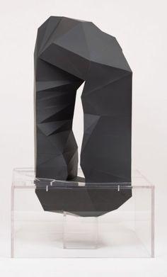 archimodels:  © peter eisenman / moma - max reinhardt haus project - 1:100 - berlin, germany - 1993