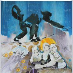 Art from Therese Myran, web: www.svirvel.no