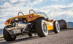 Meyers Manx Kick-Out S.S. Dune Buggy - Photo Gallery of Instrumented Test from Car and Driver - Car Images