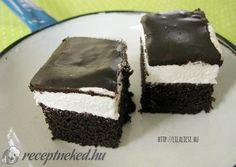 Érdekel a receptje? Kattints a képre! Küldte: lilalicsi Hungarian Cake, Nutella, Food And Drink, Sweets, Cookies, Baking, Foods, Cooking Recipes, Kuchen
