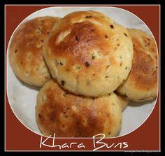 SAVORY BUNS/KHARA BUNS Food Preparation, Bread Recipes, A Food, Catering, Vegetarian Recipes, Baking, Taste Buds, Buns, Breakfast