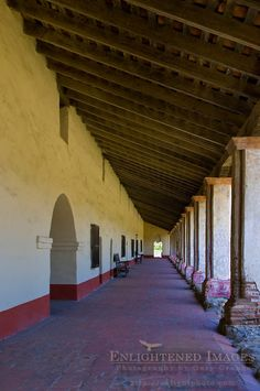 La Purisma Mission State Historical Park, near Lompoc, Santa Barbara County, California
