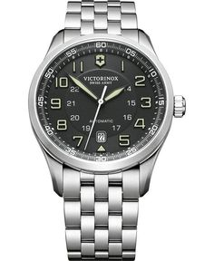 VICTORINOX Swiss Army AirBoss Automatic Watch 42mm