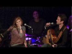 "▶ Connie Britton & Charles Esten - ""At The End of the Day"" -  Written by Sarah Siskind & Madi Diaz - Live Performance at a ""Nashville"" night for Tin Pan South at 3rd and Lindsley, Nashville, Tennessee April 2, 2013"
