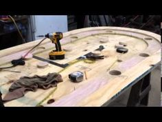 How to build a Poker Table video DIY - Plans Make yourself animation - YouTube