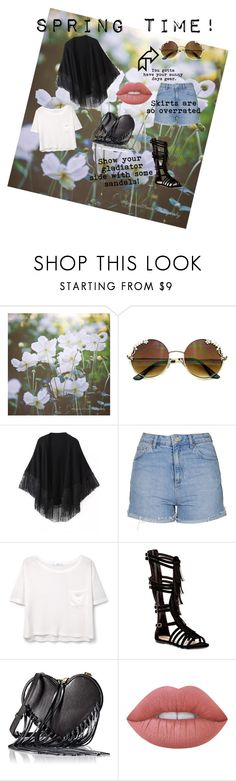 """""""#wardrobebasics"""" by tabitha-bilyeu ❤ liked on Polyvore featuring Relaxfeel, Topshop, MANGO, Top Guy, Rebecca Minkoff and Lime Crime"""