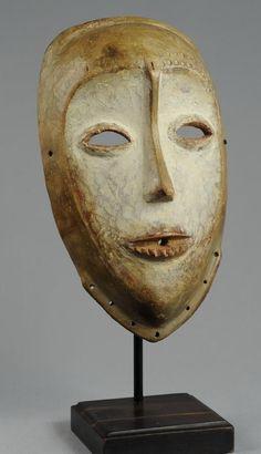 Masque LEGA mask Afrika African Tribal Art Africain  #tribal #africanart #tribalart arte africano Afrikanische Maske maschera mascara masker #lega #warega