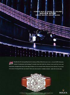 Le Mans - Rolex