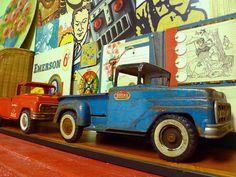 Vintage Tonka Trucks