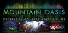 LessThan3 is giving away 2 GA weekend passes to Mountain Oasis Festival in Asheville, NC!
