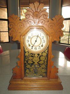 Ingraham Antique Eastlake Walnut Parlor by CarolsTrueVintage