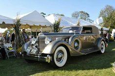 1934 Packard Dietrich Victoria