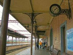 Estação De Trem Santos- Jundiaí