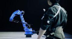 Robot 'Samurai' est utilisé une épée mieux que humaine