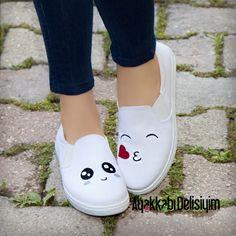 Beyaz Spor Ayakkabı❤ #sweet #love #sneakers