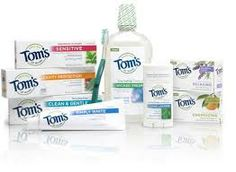 Tom's of Maine - Google 搜尋
