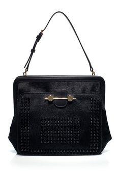 Jason Wu Fall/Winter 2013 Daphne Shoulder Studded Bag, $2995 via Moda Operandi