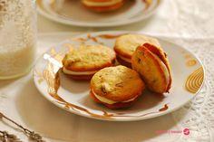 galletas de zanahoria con glaseado de queso | Cuchillito y Tenedor