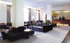 crosby street hotel lobby - Google Search
