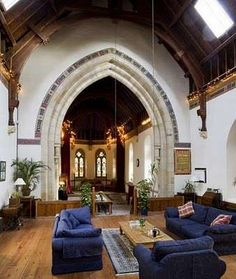 Upcycled God Homes - The St. Nicholas Church House is a Remodelled House of the Holy (GALLERY)