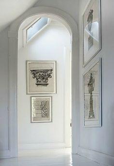 /\ /\ . Malene Birger's home, 2007