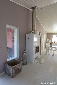 Livingroom Coconut White