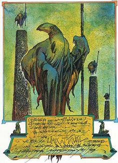 Philippe Druillet - Lovecraft: Démons et Merveilles