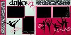 Dance scrapbook
