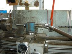 Keyway Slotting Tool by Greg Dix -- Homemade keyway slotting tool constructed from steel and intended for utilization in conjunction with a lathe. http://www.homemadetools.net/homemade-keyway-slotting-tool-2