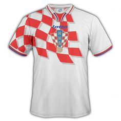 1998  croatia Home  retro  jersey  shirts 8452ad913