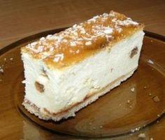 Przepis na Sernik z rodzynkami Polish Recipes, Polish Food, Vanilla Cake, Delish, Cheesecake, Food And Drink, Cooking Recipes, Sweets, Baking