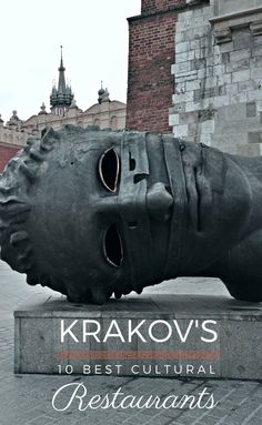 Discover the culinary traditions of Krakow with the Culture Trip.