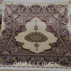 QUM SILK RUG persian rug authentic large handmade iranian... https://www.amazon.com/dp/B01MXL0QG8/ref=cm_sw_r_pi_dp_x_SO8kyb72NB6ZV
