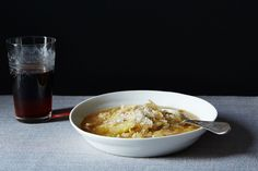 The One Cabbage Recipe That Will Feed You All Week.     Marcella Hazan's Rice and Smothered Cabbage Soup